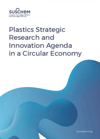 Plastics Strategic Research and Innovation Agenda in a Circular Economy
